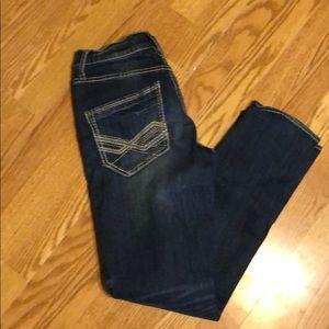 Men's BKE jeans size 29 straight leg Jake